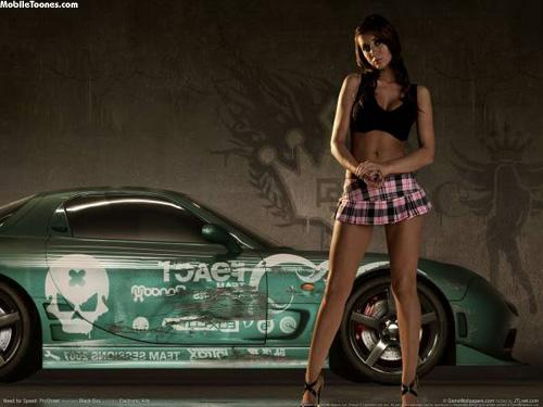 Nfs Most Wanted Mobile Theme