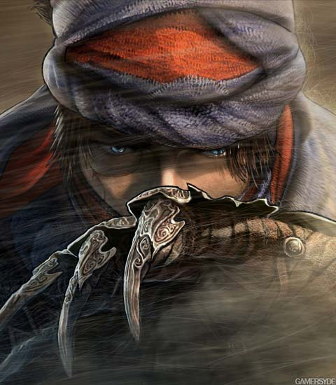 Prince Of  Persia 4 Mobile Theme
