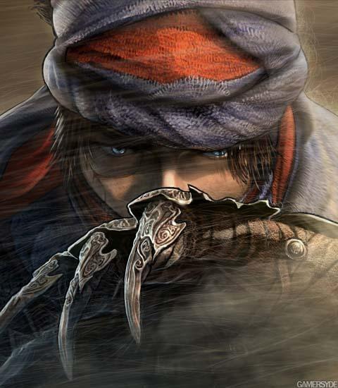 Prince Of Persia 4 Mobile Theme
