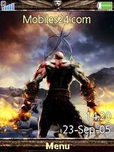 God Of War Mobile Theme