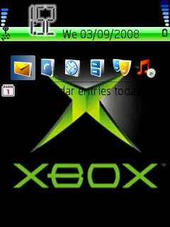 Xbox Theme Mobile Theme