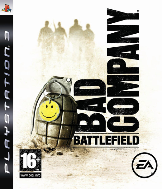 Battlefield Bad Company Mobile Theme