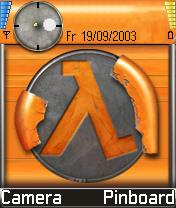 Half Life2 Game Theme Mobile Theme