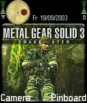 Metal Gear Solid 3 Mobile Theme