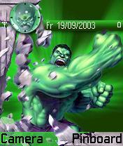 EUQ - Hulk Theme Mobile Theme