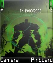 Hulk Version3 Mobile Theme