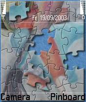 Puzzle Theme Mobile Theme