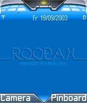 Roopax 2 Mobile Theme
