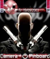 Hitman Nokia Theme Mobile Theme