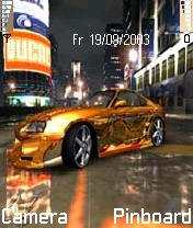Need 4 Speed Nokia Theme Mobile Theme