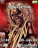 Iron Maiden Final Mobile Theme