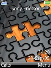 Puzzle Mobile Theme