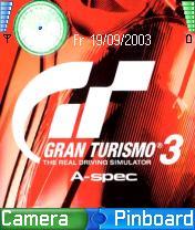 Gran Turismo III Mobile Theme