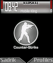 Counter Strike Mobile Theme