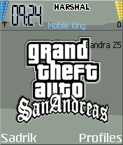 GTA San Andreas Mobile Theme