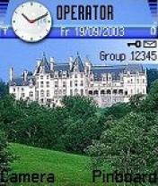 Biltmore House Mobile Theme