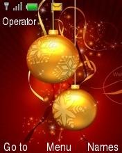Christmas  Mobile Theme