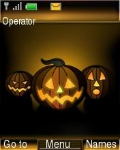 Pumpkins STC Mobile Theme