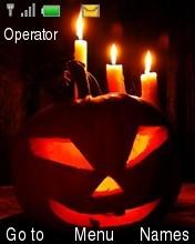TMC Week Halloween Mobile Theme