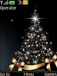 Bright Christmas Nokia Theme Mobile Theme