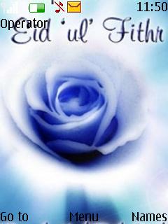 Eid Ul Fithr Mobile Theme