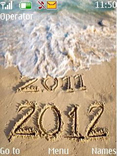 2012 Beach Mobile Theme