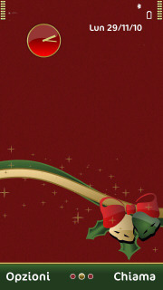 Christmas Gift S60v5 Theme Mobile Theme