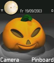 Halloween V1.0 Mobile Theme