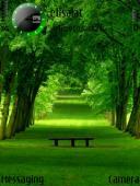Beautiful Natures Mobile Theme