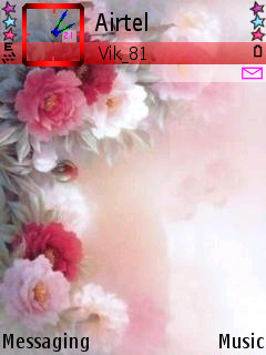 Beautiful Rose Nokia Theme Mobile Theme