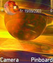 Sun Theme Mobile Theme