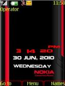 Nokia Clock Icons V Mobile Theme