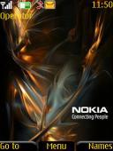 Nokia Wid Tone Mobile Theme
