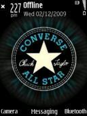 Converse Mobile Theme