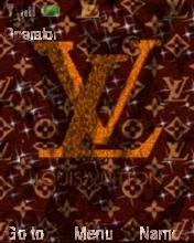 Louis Vuitton  Mobile Theme