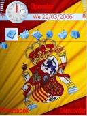 Spain Mobile Theme