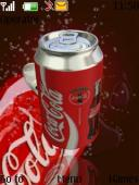 Coca Cola Mobile Theme