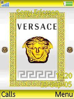 Versace Mobile Theme