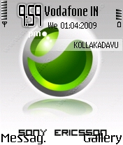 Sony Ericsson Mobile Theme