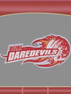 Delhi Dare Devils Mobile Theme