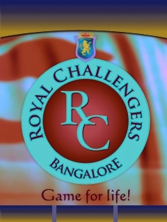 Royal Challengers Mobile Theme