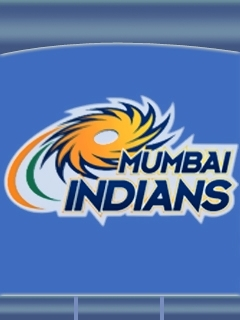 Mumbai Indians Mobile Theme