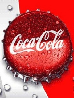 Coke Mobile Theme