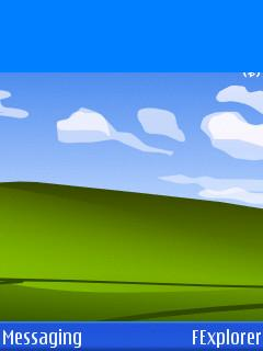 Windows XP Mobile Theme