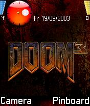 DOOM III Theme Mobile Theme