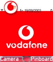 Unofficial Vodafone Live Mobile Theme