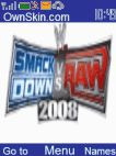 SMACKDOWN Vs RAW 2008 Mobile Theme