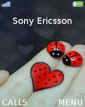 Love On Hand Mobile Theme