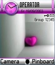 Lonely Love Mobile Theme