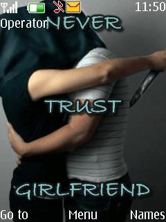 Dont Trust Gf Nokia S40 Mobile Theme
